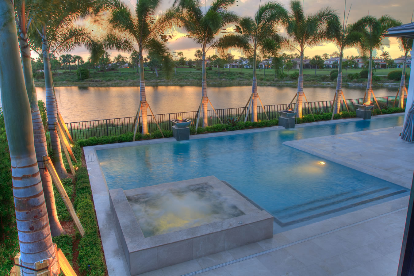 Custom design pools for Pool designs florida